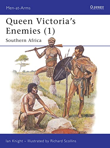 9780850459012: Queen Victoria's Enemies (1) : Southern Africa (Men at Arms Series, 212)