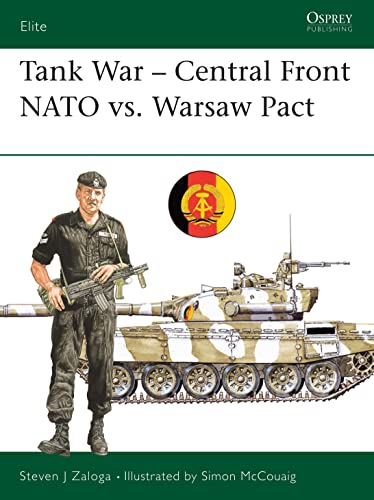 9780850459043: Tank War-Central Front (Elite Series No. 26)