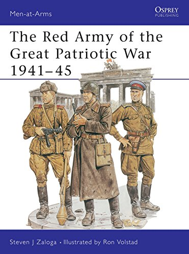 9780850459395: The Red Army of the Great Patriotic War 1941–45 (Men-at-Arms)