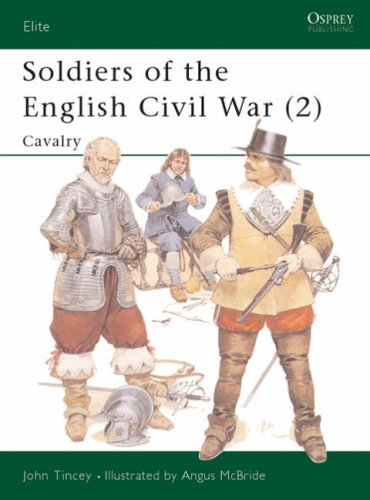9780850459401: Soldiers of the English Civil War (2): Cavalry: Cavalry v. 2 (Elite)