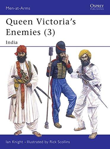 9780850459432: Queen Victoria's Enemies (3): India: India No.3 (Men-at-Arms)