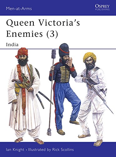 9780850459432: Queen Victoria's Enemies (3) : India (Men at Arms Series, 219)