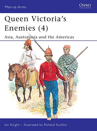 9780850459517: Queen Victoria's Enemies (4): Asia, Australasia and the Americas: Asia, Australasia and the Americas No. 4 (Men-at-Arms)