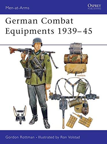 9780850459524: German Combat Equipment 1939 to 1945
