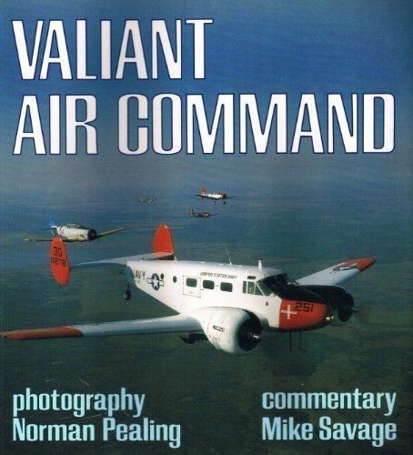 9780850459548: Valiant Air Command (Osprey Colour Series)