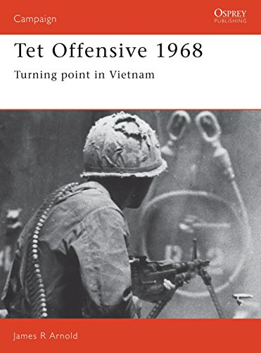 9780850459609: Tet Offensive 1968: Turning point in Vietnam (Campaign)