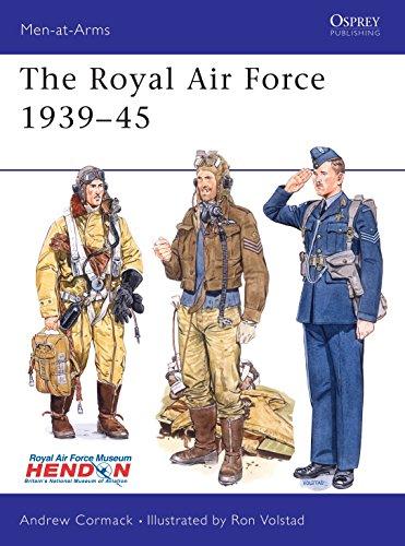 9780850459661: The Royal Air Force 1939–45 (Men-at-Arms)