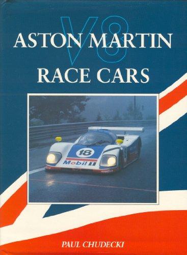 Aston Martin V8 Race Cars: Chudecki, Paul