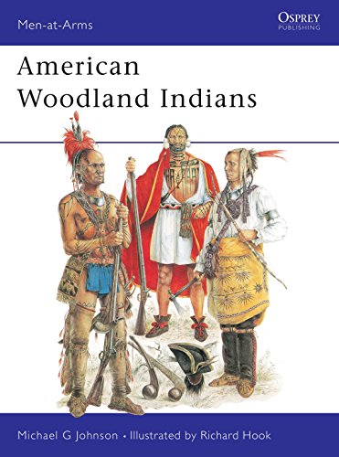 9780850459999: American Woodland Indians (Men-at-Arms)