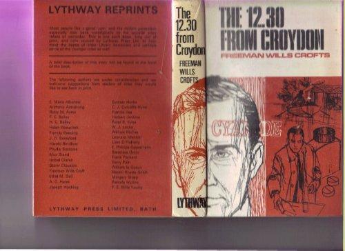 9780850460667: Twelve-thirty from Croydon
