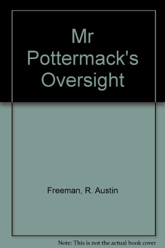 9780850460759: Mr Pottermack's Oversight