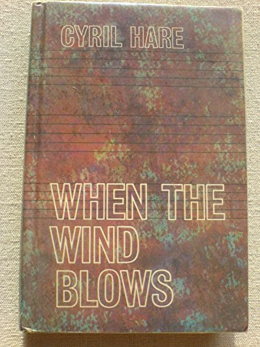 When the Wind Blows (0850464927) by Cyril Hare