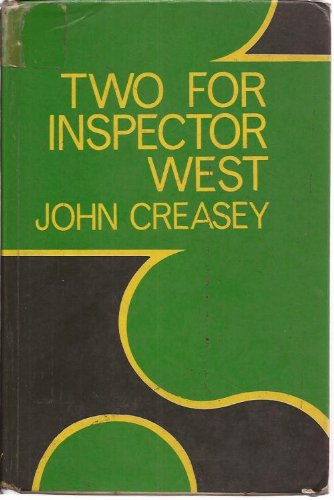 9780850465747: Two for Inspector West