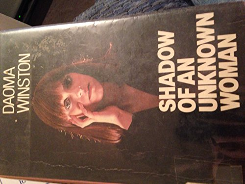 Shadow of an Unknown Woman (0850468930) by Daoma Winston
