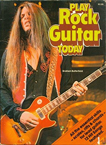 9780850474435: Play Rock Guitar Today