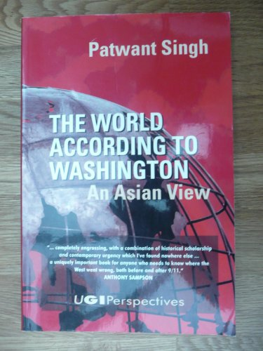 9780850482218: THE WORLD ACCORDING TO WASHINGTON