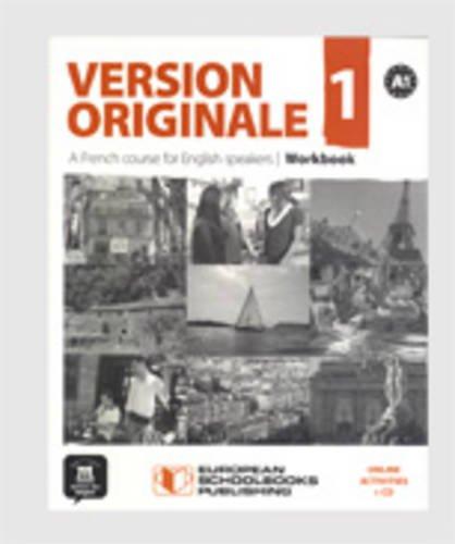 Version Originale: Workbook & CD 1: Monique Denyer, Agustin