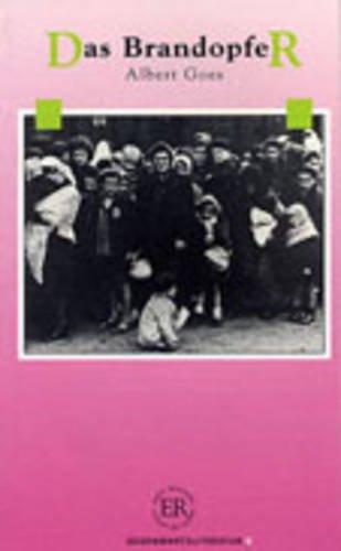 9780850485288: Das Brandopfer (German Edition)