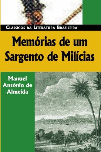 9780850515046: Memórias de um Sargento de Milícias (Classicos Da Literatura Brasileira) (Portuguese Edition)