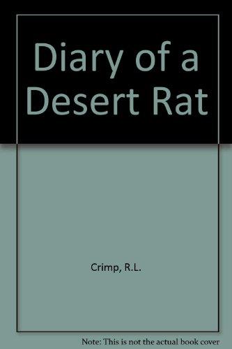 9780850520392: Diary of a Desert Rat