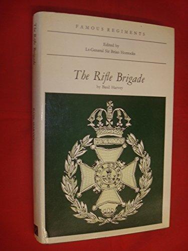9780850521573: Rifle Brigade (Famous Regiments)