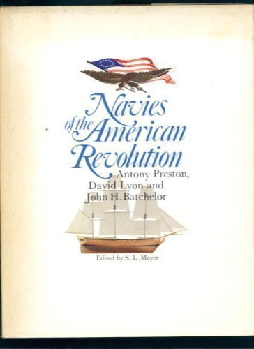 The Navies of the American Revolution