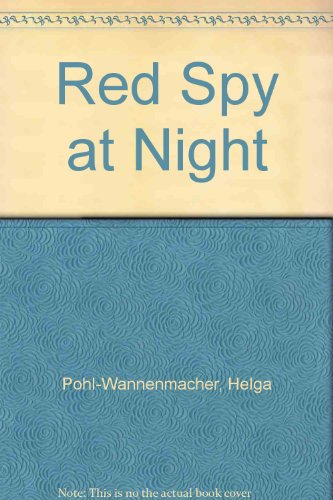9780850522204: Red Spy at Night