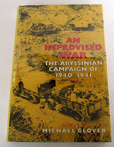 9780850522419: An Improvised War: The Ethiopian Campaign 1940-1941