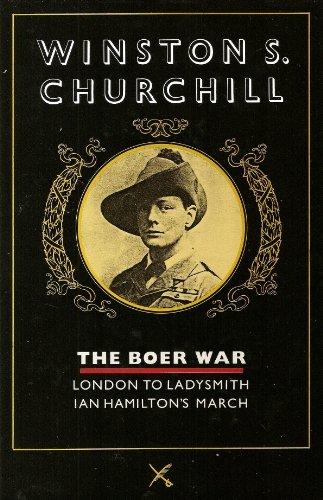 9780850522617: BOER WAR: London to Ladysmith: Ian Hamilton's March