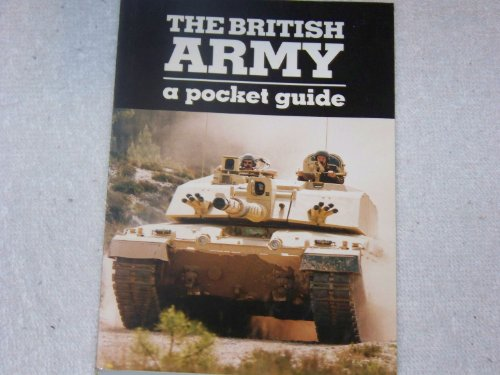 9780850523799: The British Army A Pocket Guide