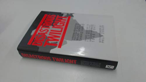 9780850523966: Disastrous Twilight: A Personal Record of the Partition of India