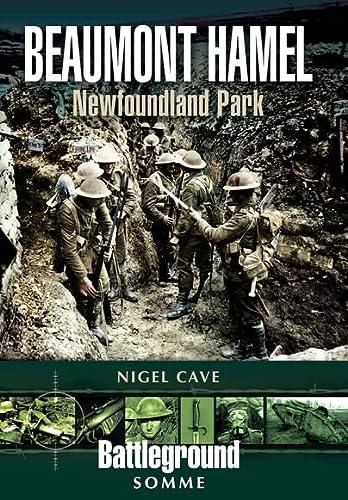 9780850523980: Beaumont Hamel: Newfoundland Park (Battleground Somme)