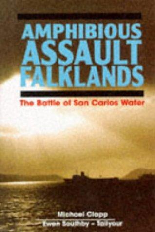 9780850524208: Amphibious Assault Falklands: The Battle of San Carlos water