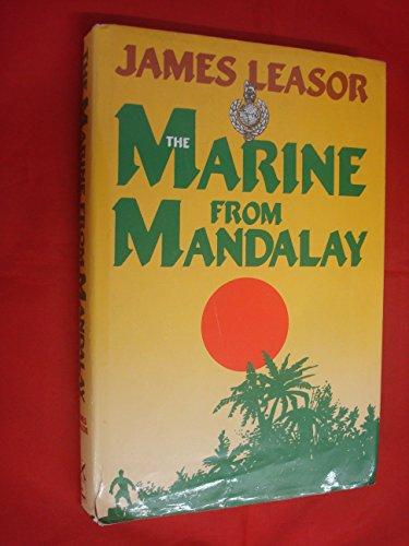 The Marine from Mandalay: Leasor, James