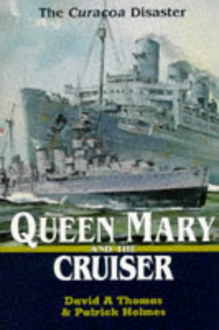 9780850525489: Queen Mary and the Cruiser: The Curacoa Disaster