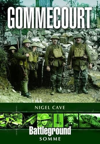 9780850525618: Gommecourt (Battleground Europe)