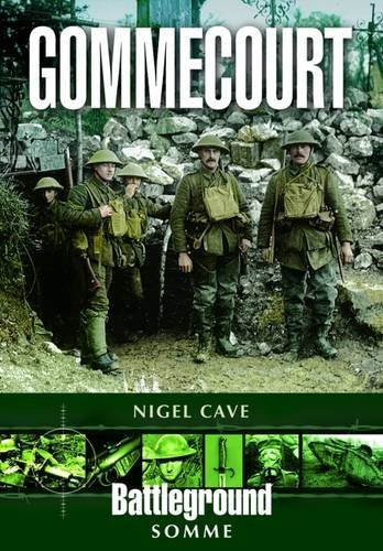 9780850525618: Gommecourt (Battleground Europe)