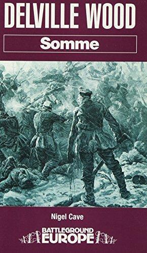 9780850525847: Deville Wood: Somme (Battleground Europe)