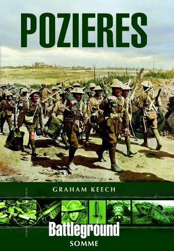 9780850525892: Pozieres: Somme (Battleground Europe)