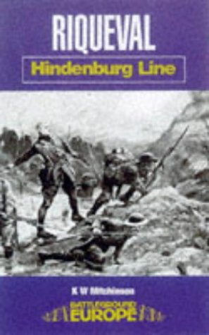 9780850526226: Riqueval: Hindenburg Line