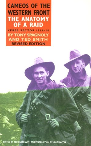 9780850526493: ANATOMY OF A RAID: Ypres Sector 1914-1918: Australia at Celtic Wood-9th October, 1917 (Cameos of the Western Front)