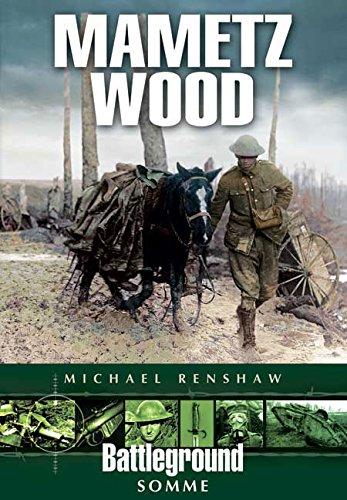 9780850526646: Mametz Wood (Battleground Somme)