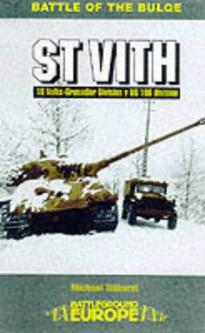 9780850526653: Saint Vith: US 106 Infantry Division (Battleground Europe)
