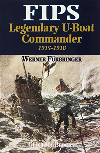 9780850526943: Fips: Legendary U-boat Commander