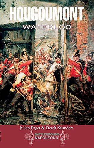 9780850527162: Hougoumont (Battleground Europe)
