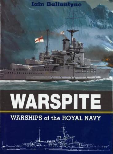 9780850527797: Warspite