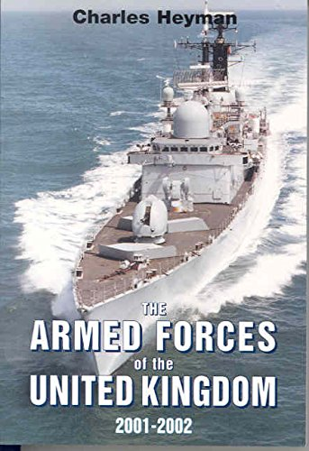9780850528046: Armed Forces of the United Kingdom 2001-2002 (Old Ed)