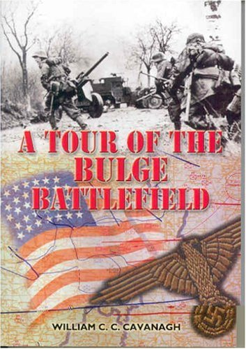 9780850528343: Tour of the Battle of the Bulge Battlefields (Battleground Europe: Special)