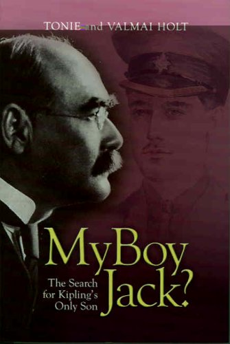 9780850528596: MY BOY JACK: The Search of Kipling's Son