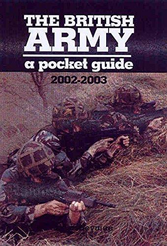 British Army A Pocket Guide 2002-2003: Heyman, Charles